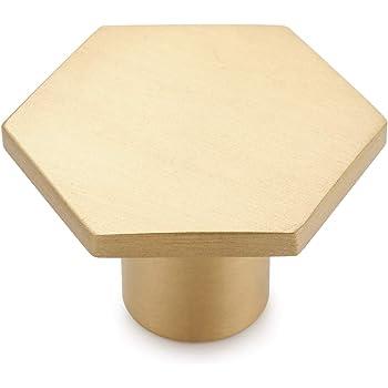 AB100-GC-25 Pomo de armario 3 cm Basics color dorado champ/án