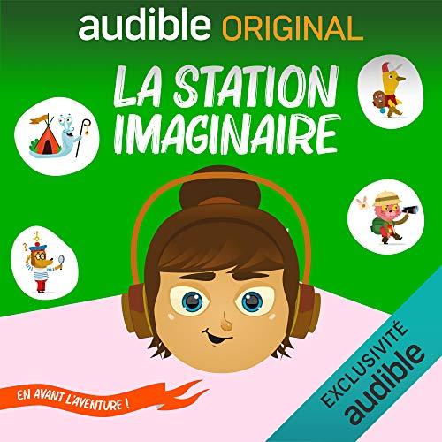 La Station Imaginaire. En Avant l'Aventure! cover art