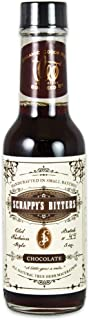 Scrappy's Bitters - Chocolate, 5 ounces - Organic Ingredients, Finest Herbs and Zests, No Extracts, Artificial Flavors, Ch...