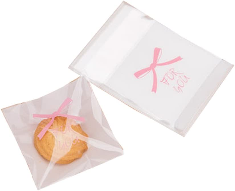DRAGON Branded goods SONIC 100 Pieces Baking Recommendation Food Gift Bag Cookie Bags Snacks