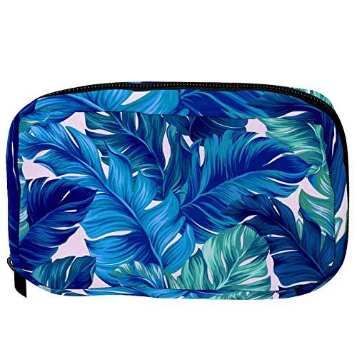 Pequeña bolsa de cosméticos para bolso, bolsa de maquillaje, bolsa de cosméticos, bolsa de viaje, neceser de viaje, neceser para lápices, monedero con cremallera, ropa interior