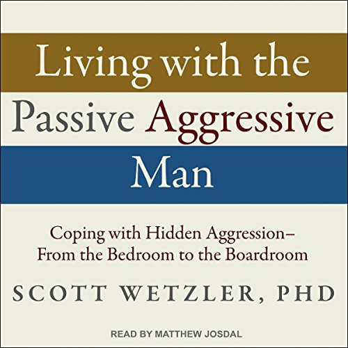 Living with the Passive-Aggressive Man audiobook cover art