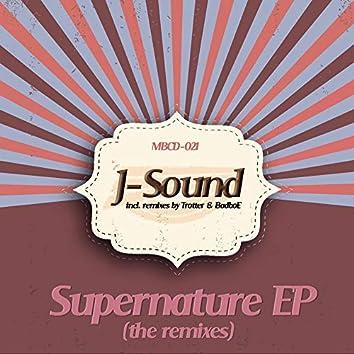 Super Nature  - The Remixes