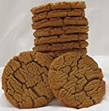 Ginger/Molasses Cookies - 1 Dozen - Homemade by the Amish