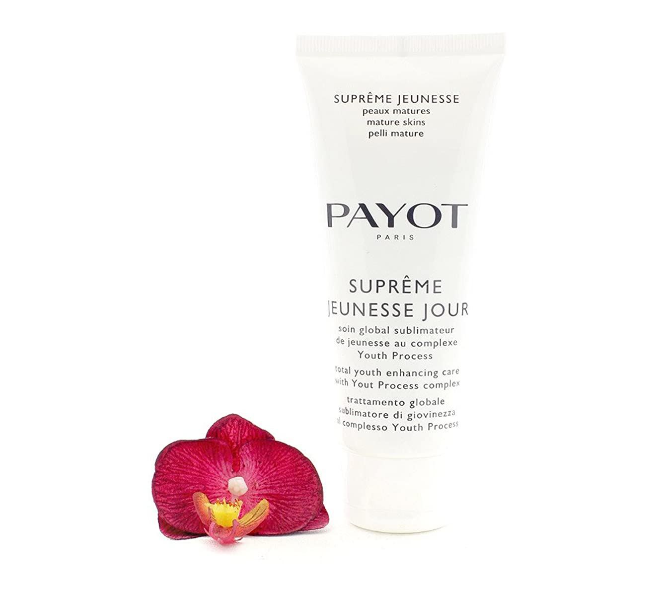 こどもの宮殿所得サンダーPAYOT Supreme Jeunesse Jour Total Youth Enhancing Care Cream 100 ml / 3.3 Fl.oz. - SALON SIZE
