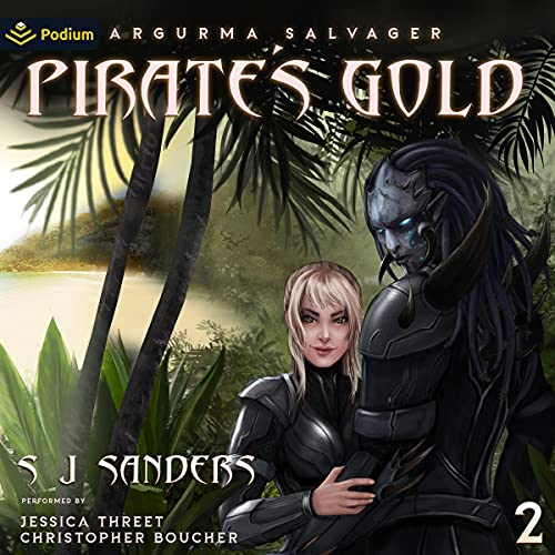 Pirate's Gold Audiobook By S.J. Sanders cover art