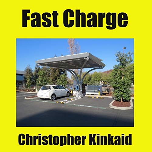 Fast Charge audiobook cover art
