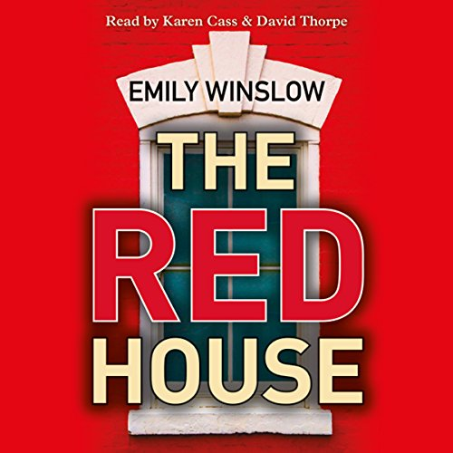 The Red House audiobook cover art