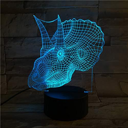 Nachtlicht Acryl Laterne Hologramm Kinder Tischlampe Atmosphäre Lampe niedliche Lampe