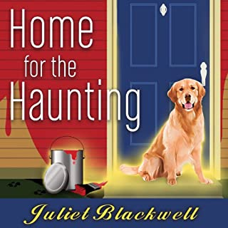 Home for the Haunting audiobook cover art