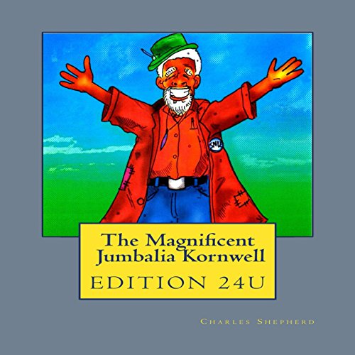 Magnificent Jumbalia Kornwell, Volume 1 audiobook cover art