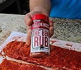 Killer Hogs The BBQ Rub | Championship Grill Seasoning for Beef, Steak, Burgers, Pork, and Chicken | 16 oz