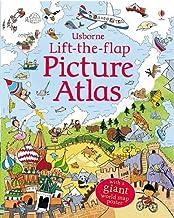 Lift the Flap Picture Atlas