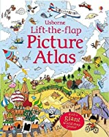 Lift-the-Flap Picture Atlas (See Inside)
