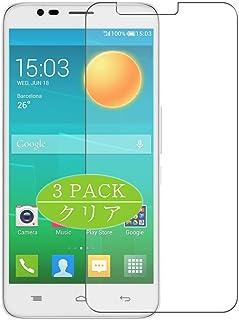 Vaxson 3-pack skärmskydd kompatibelt med Alcatel One Touch Flash 6042D OneTouch, HD-filmskydd [INTE härdat glas] flexibel ...