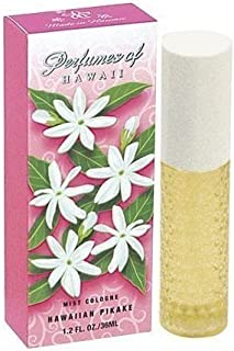 Langer Perfumes of Hawaii - Hawaiian Pikake Mist Cologne 1.2 oz