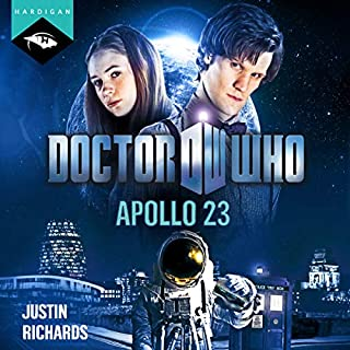 Doctor Who. Apollo 23 [French Version]                   De :                                                                                                                                 Justin Richards                               Lu par :                                                                                                                                 Arnauld Le Ridant                      Durée : 5 h et 18 min     26 notations     Global 4,3