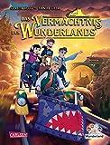 Das Vermächtnis des Wunderlands (Das Vermächtnis des Wunderlands 1): Turbulente Kinderbuch-Geschichte für Mädchen und Jungen ab 8 (1)