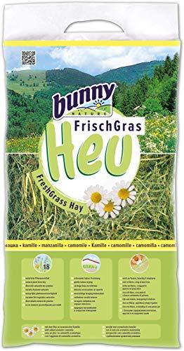 Bunny Fieno Fresco della Baviera con camomilla gr.500 cibo per conigli roditori