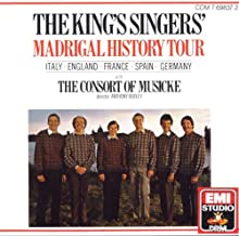 The King`s Singers` Madrigal History Tour