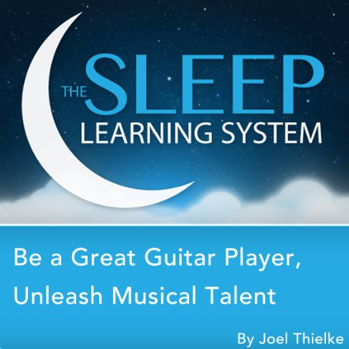 Be a Great Guitar Player audiobook cover art
