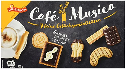 Griesson Café Musica, 10er Pack (10 x 0.2 kg)