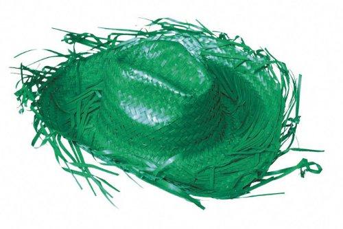 Party Pro Green Cowboy Caraibe Hat Chapeau de Cow-Boy, 87309308