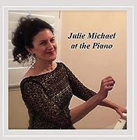 Julie Michael at the Piano