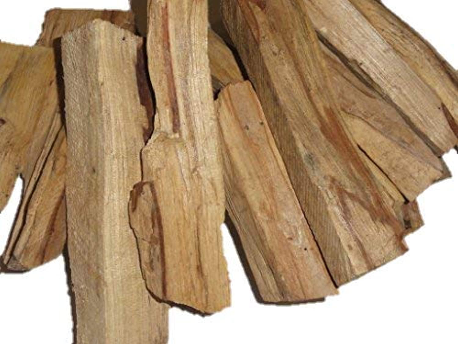 Palo Santo 2 pounds bulk package, 85 DENSE sticks, the most Pungent smelling, premium ethically harvested Peruvian holy wood Incense Sticks for Purifying, Cleansing, Healing, and Meditating (2 pounds)