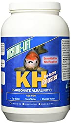 KH boosters help stabilize pH by raising KH