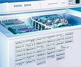 Wenko Etiquetas Adhesivas para Compartimentos Interior