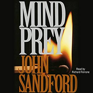 Mind Prey audiobook cover art