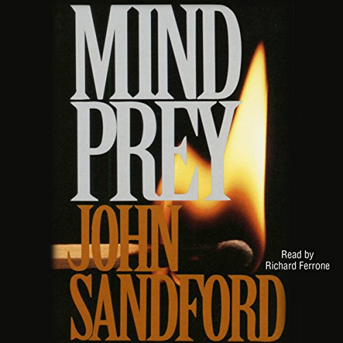 Mind Prey audiobook cover art