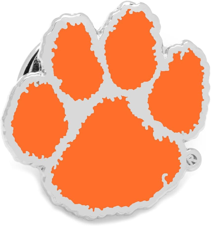Cufflinks Inc. NCAA Clemson Selling University Tigers Pin New Shipping Free Shipping Lapel Officia