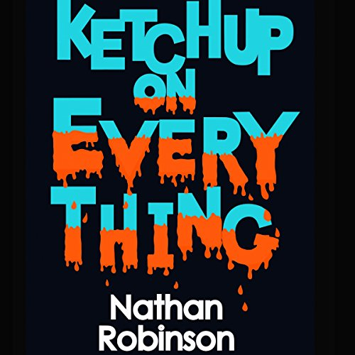 Ketchup on Everything audiobook cover art