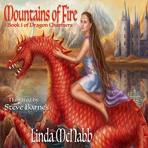 Mountains of Fire audiobook cover art