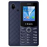 I KALL K23 Premium Keypad Mobile (Dual Sim, 1000 mAh) (Blue)