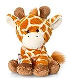 Lashuma Plüschtier Giraffe George, Braunes Kuscheltier Pippins 14 cm