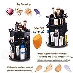 Beauty Shopping Mokaro 360 Degree Rotating Makeup Organizer for Mothers Day Gifts Extra Large Capacity
