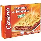 Casino Lasagne Bolognaise, 1kg (Surgelé)
