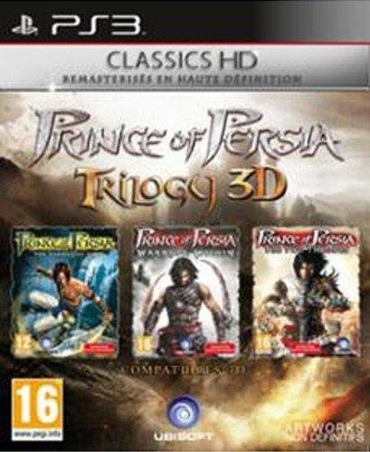 Ubisoft Prince of Persia: HD Trilogy, PS3 vídeo - Juego (PS3, PlayStation 3, Acción / Aventura)