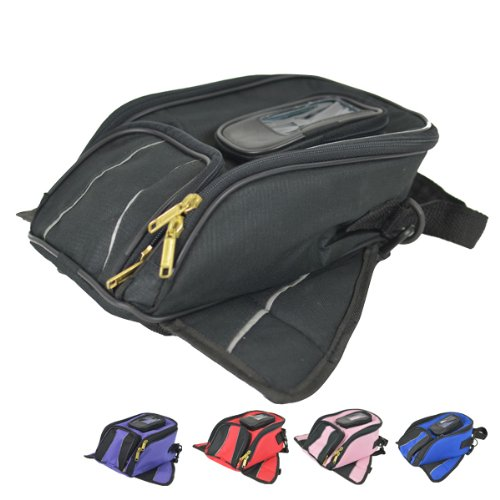 Why Should You Buy Small Magnetic Motorcycle Tank Bags Red