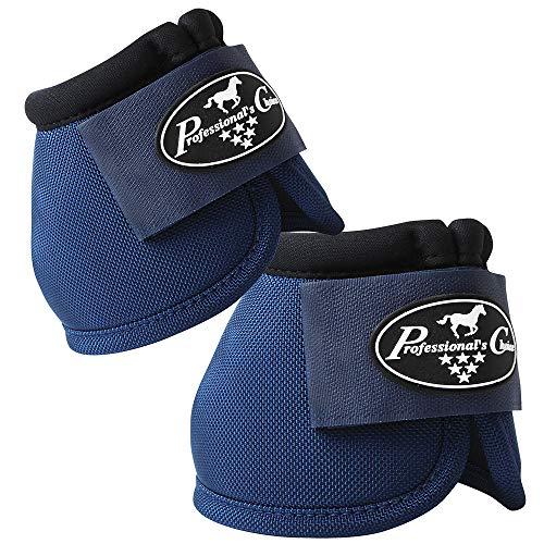 Professional's Choice Ballistic Bell Stiefel für Pferde, robust, XXL, Marineblau, BB25