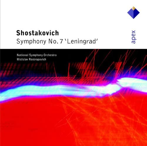 Mstislav Rostropovich & National Symphony Orchestra