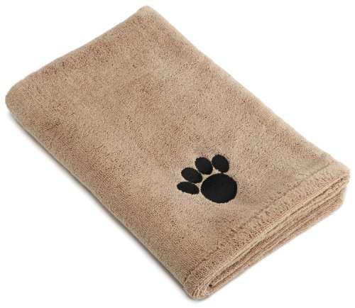 Bone Dry DII Mirofiber Pet Bath Towel