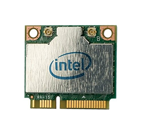 Intel 7260.HMWWB.R Carte réseau WLAN/Bluetooth 867 Mbit/s Interne - Cartes réseau (Interne, sans Fil, PCI Express, WLAN/Bluetooth, Wi-FI 5 (802.11ac), 867 Mbit/s)