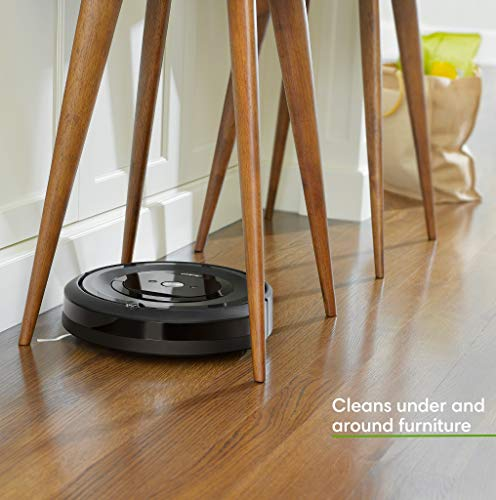 iRobot Roomba E5 (5150) Robot Vacuum - Wi-Fi Connected, Works with Alexa,...
