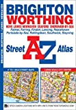 Brighton & Worthing A-Z Street Atlas
