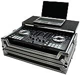 Harmony HCDDJSXLT Flight Glide Laptop Stand Tray DJ Custom Case Compatible with Pioneer DDJ-SX