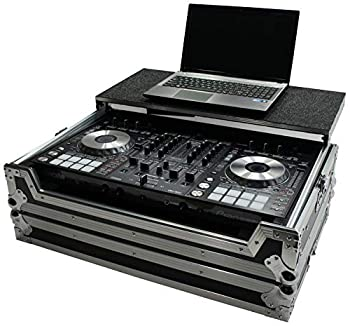 Harmony HCDDJSXLT Flight Glide Laptop Stand Tray DJ Custom Case Compatible with Pioneer DDJ-SX2